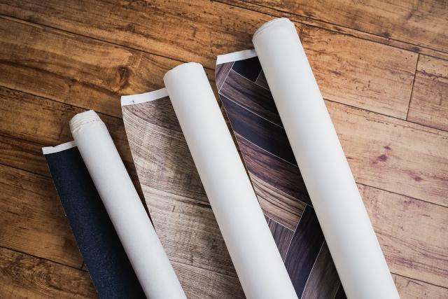壁紙の色や柄の種類
